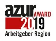 azur award 2019 Arbeitgeber Region